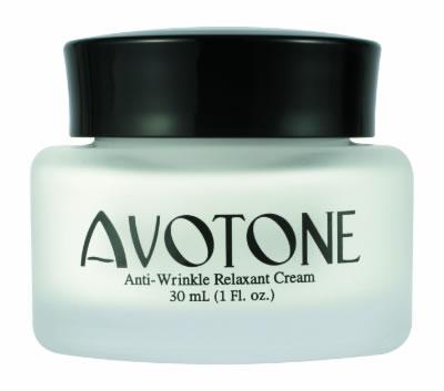 Avotone Anti Wrinkle Cream